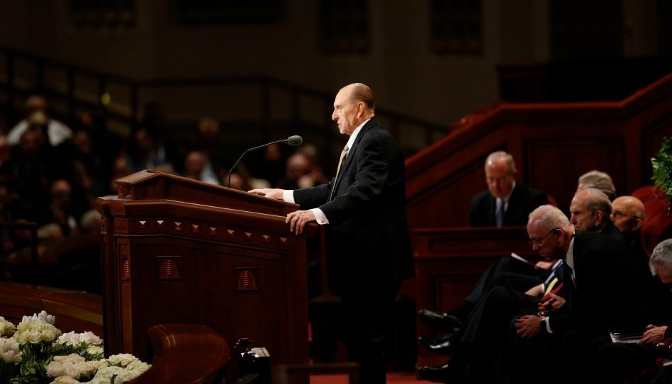 Les discours plus courts du Président Monson: un prophète a parlé