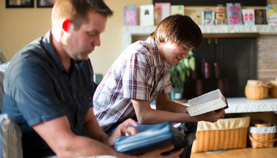 être un disciple du Christ au foyer comme dans l'espace public