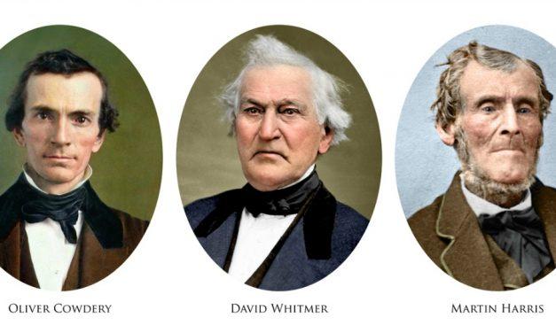 Pourquoi trois témoins clés ont-ils été choisis pour témoigner du Livre de Mormon ?