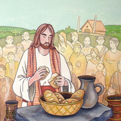 Jésus aux Amériques