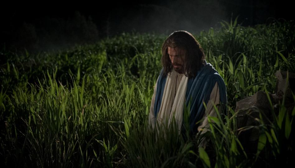 Jésus à Gethsémanée