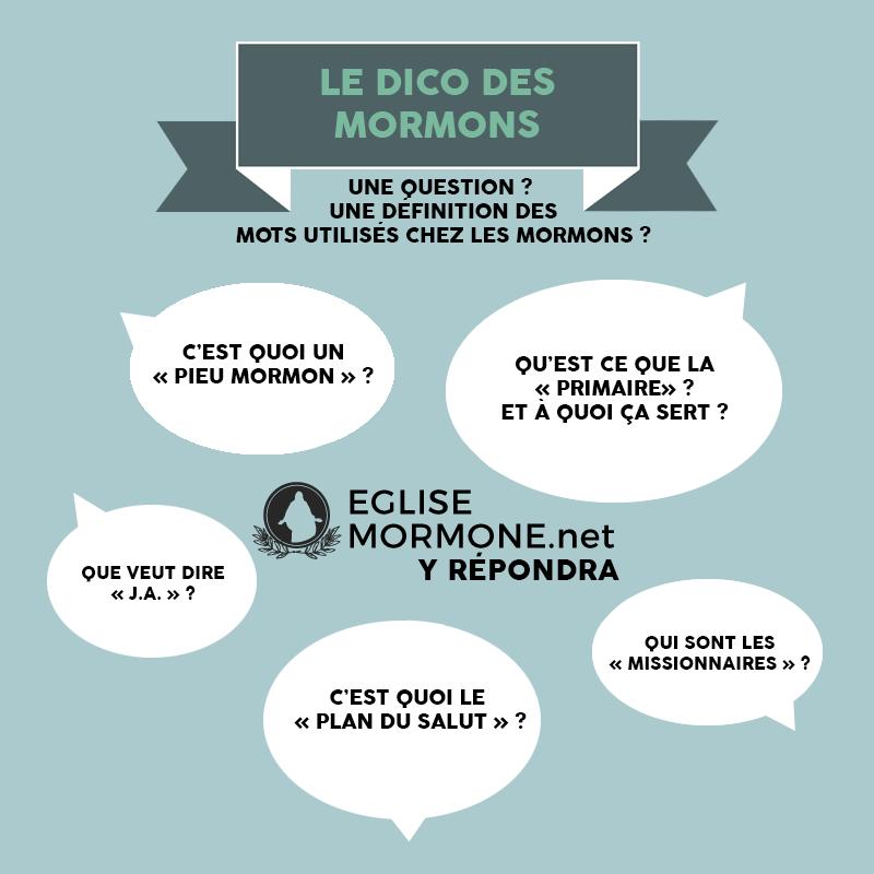 page d'accueil du Dico des mormons