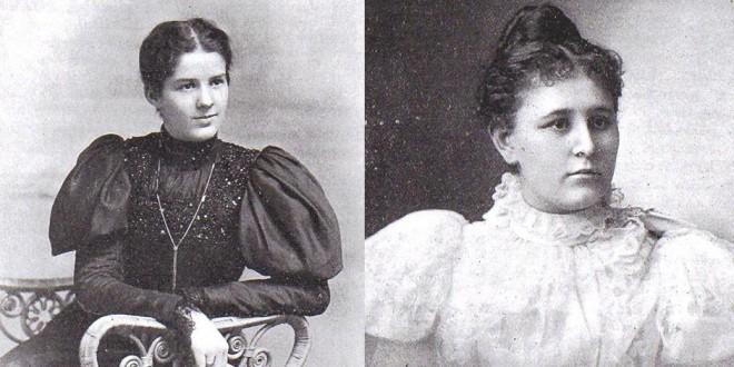 Jennie et Inez étaient les deux premières sœurs missionnaires et elles ont été appelées à servir en Angleterre