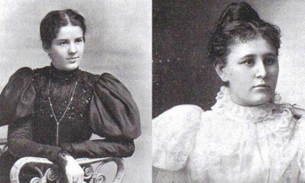 Voilà un rare aperçu des premières sœurs missionnaires de l'Eglise de Jésus-Christ des Saints des Derniers Jours