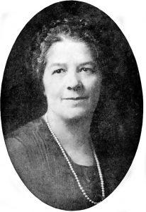 Jennie Brimhall Knight fut l'une des deux premières sœurs missionnaires
