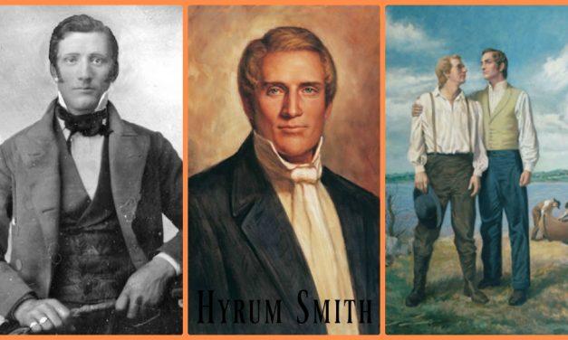 5 choses que vous ne saviez pas à propos de Hyrum Smith le Patriarche