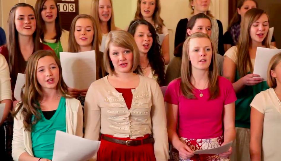 Les mormons croient que la femme est l'égale de l'homme et qu'ensemble ils sont complémentaires.