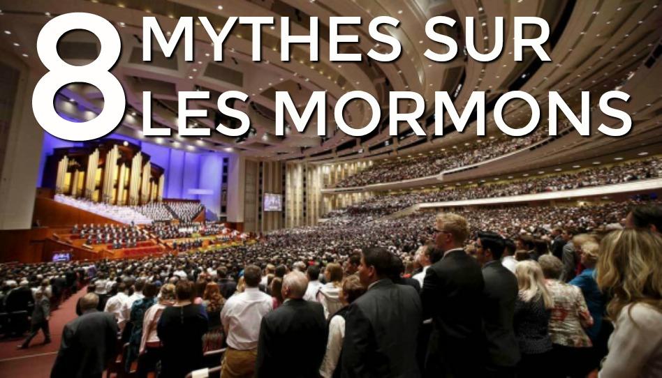 8 mythes sur les mormons qui sont totalement faux