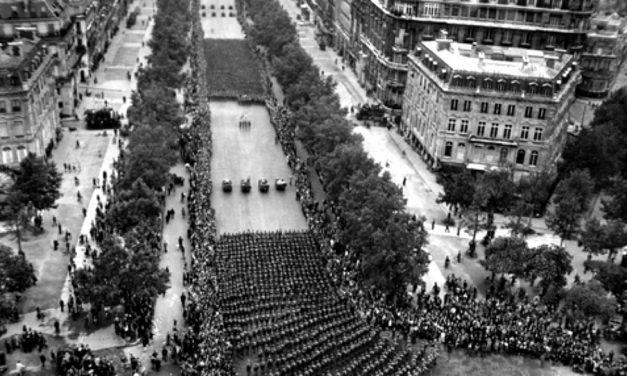 Celle qui a maintenu l'Eglise à Paris pendant la Seconde Guerre mondiale