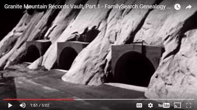 les entrées de Mountain Vault