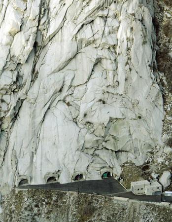 Mountain Vault: les entrées