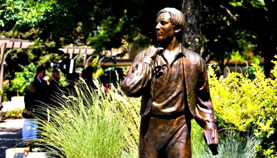 statue de Samuel Smith