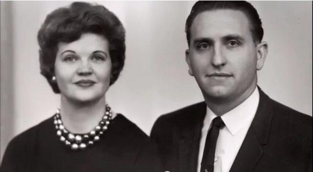 soeur Monson et son mari président de mission