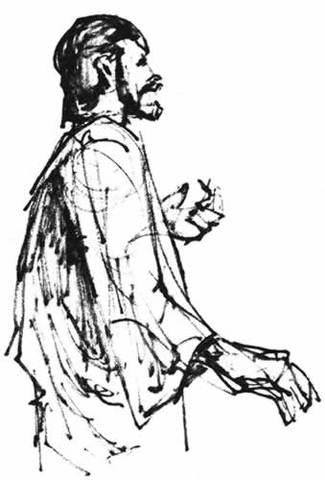 dessin parmi les oeuvres d'art réalissées par Henry B. Eyring