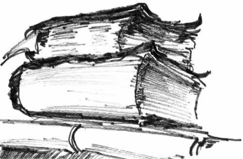 les Ecritures croquis