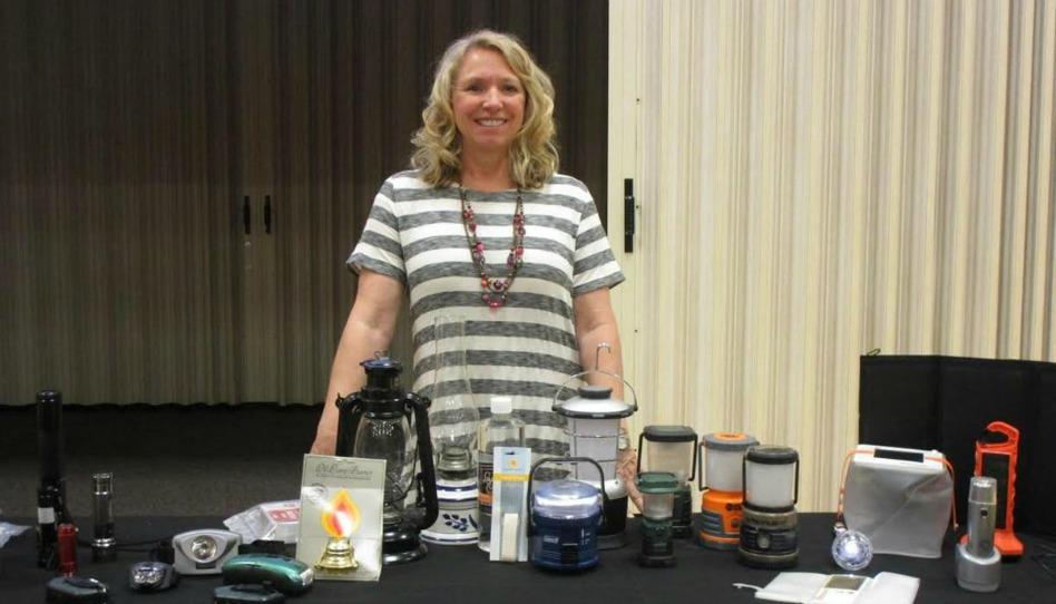Debbie Kent parle réserves et préparation en cas d'urgence