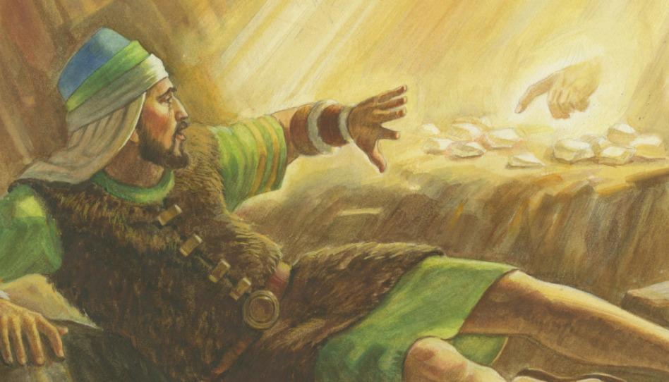 les pierres lumineuses données au frère de Jared par le Seigneur: un des objets surnaturels de Dieu