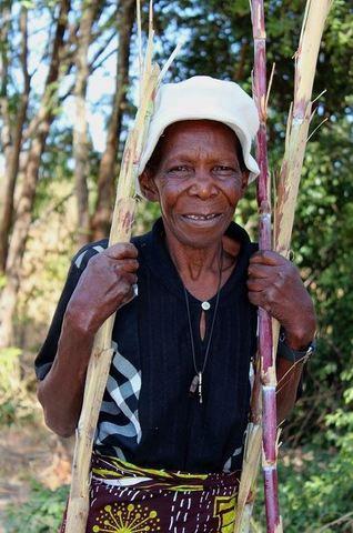 Christine Namwinga, phot prise par Ruth Orien