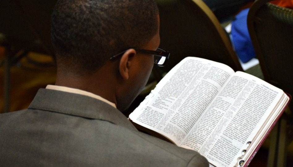 préparation à la mission: étudier les Ecritures