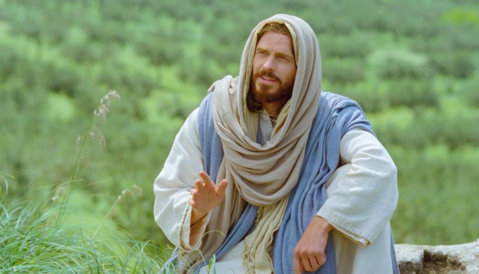 suivre le plus grand exemple de lumière et vérité: Jésus-Christ