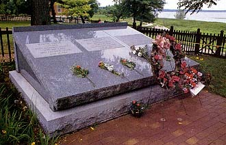 tombe du prophète Joseph Smith