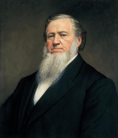 Pdt Brigham Young