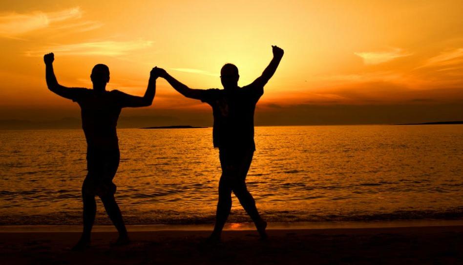 avant le mariage, on ne nous dit pas qu'on aura avec son conjoint le partenaire idéal pour faire des activités