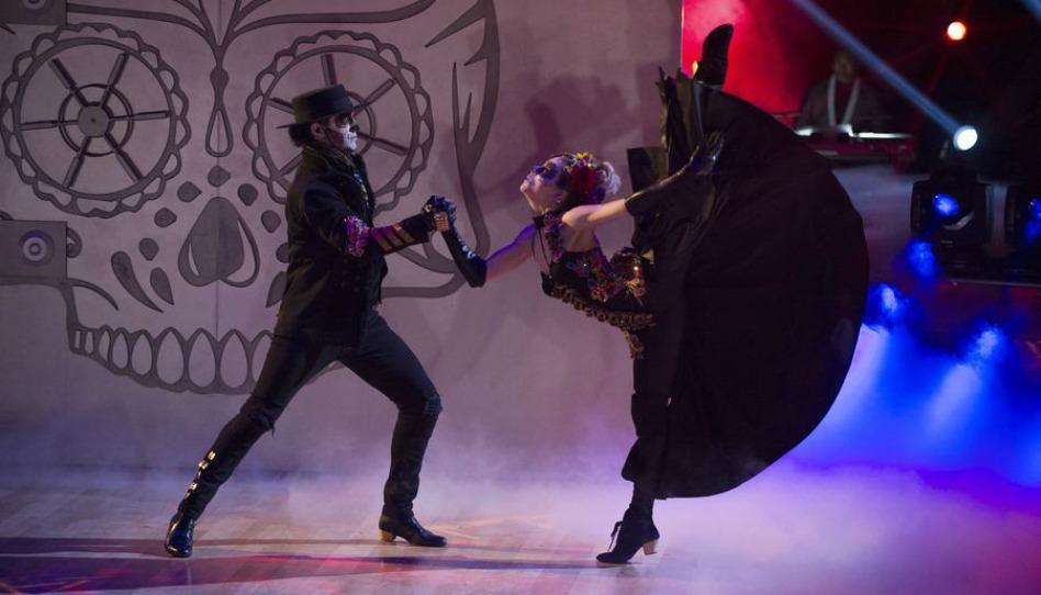 10 semaines de travail acharné en danse pour Lindsey Stirling à Dancing With The Stars