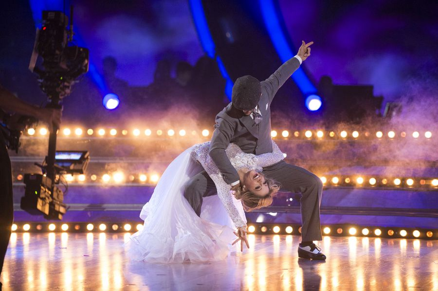 Quickstep, la danse que Lindsey Stirling et Mark Ballas ont choisi de refaire pour la finale de Dancing With The Stars