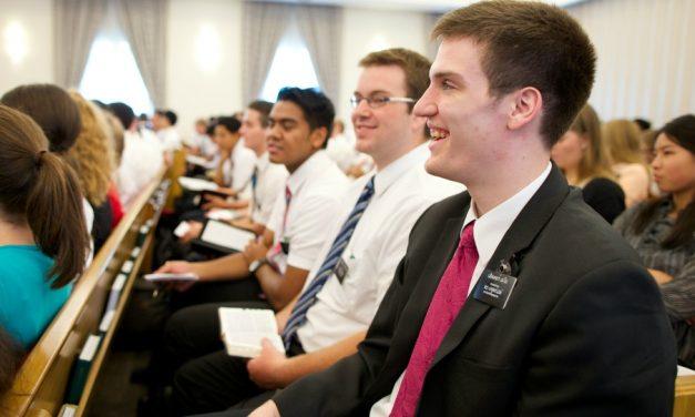 Voici les nouvelles questions de l'entretien pour les futurs missionnaires