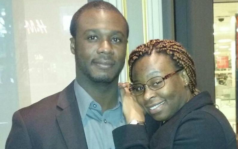 Ludovic et Benedict membres du Togo et de la Côte d'Ivoire
