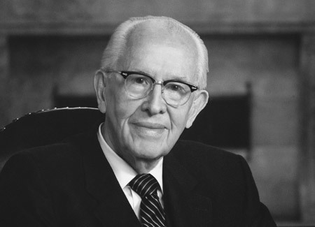 photo Ezra Taft Benson