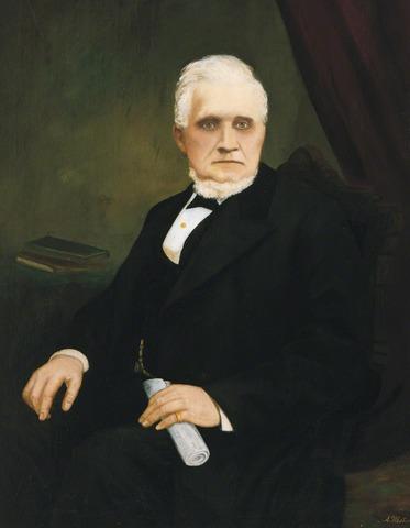 portrait de John Taylor