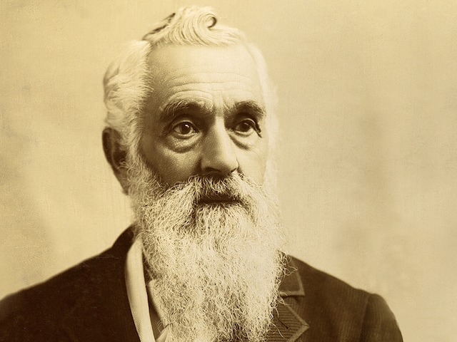 photo de Lorenzo Snow