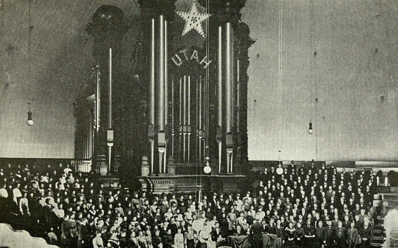 Tabernacle and choir