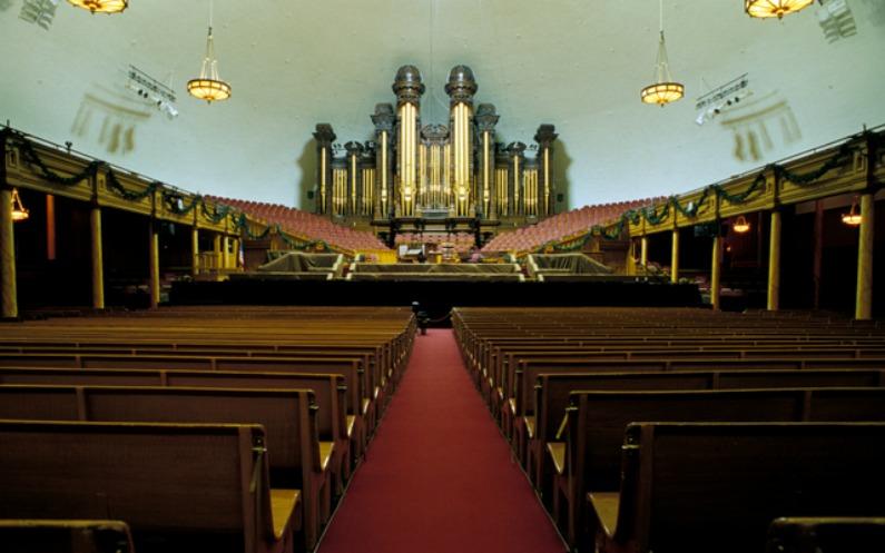 Vue du tabernacle