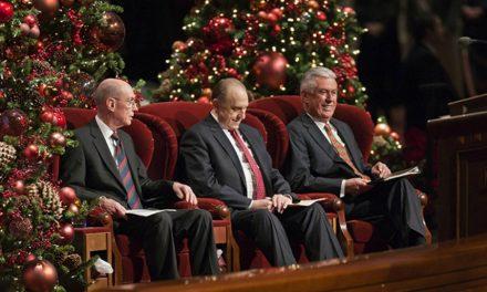 La veillée de Noël : un moment simple de recueillement
