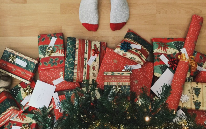 Traditions cadeaux de noel jésus