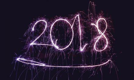 Une nouvelle année pleine de nouveautés !