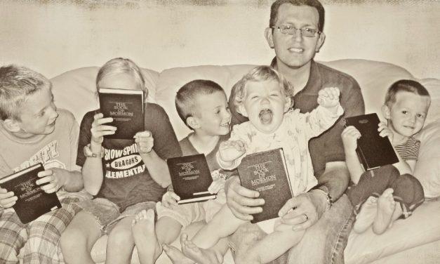 L'Évangile bénit les familles : lire Le Livre de Mormon