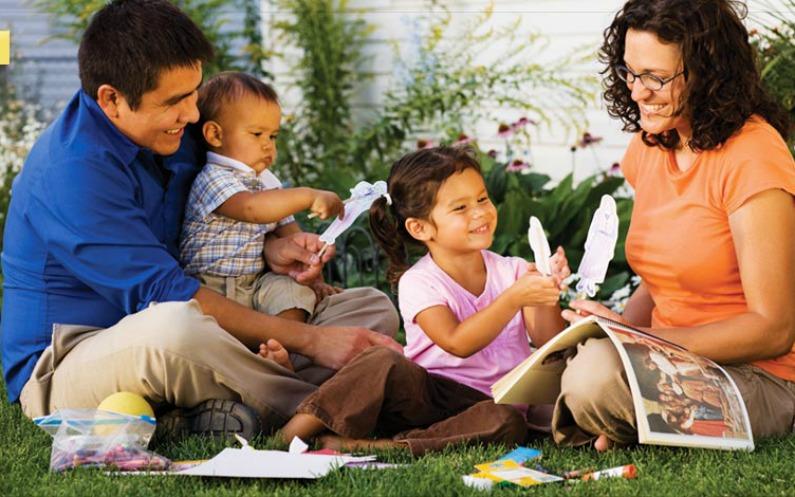 plan de dieu pour la famille