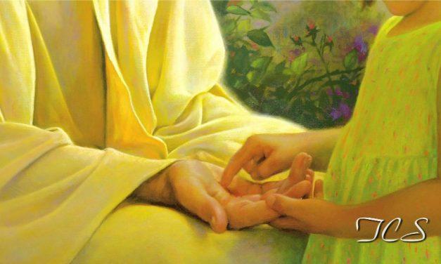 L'amour et l'exemple de Jésus-Christ dans son ministère terrestre