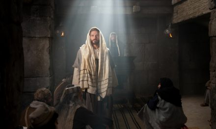 Le Rétablissement : le ministère terrestre du Sauveur
