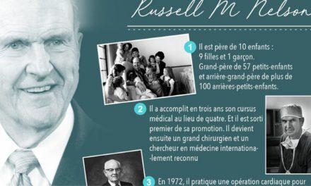 Qui est Russell M. Nelson, le nouveau président de l'Eglise?
