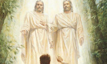 Dieu le Père, m'appela par mon nom et dit : Celui-ci est mon Fils Bien-aimé