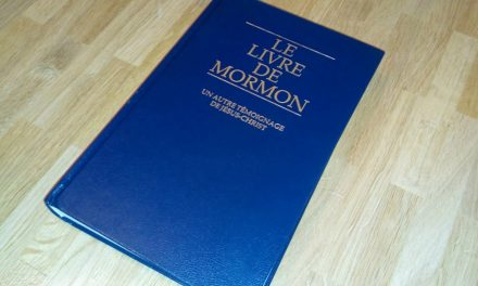Une incroyable nouvelle découverte archéologique corrobore le Livre de Mormon