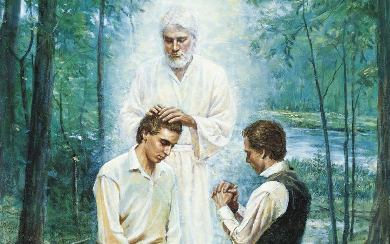 Le Rétablissement : comment Dieu nous donna la Prêtrise