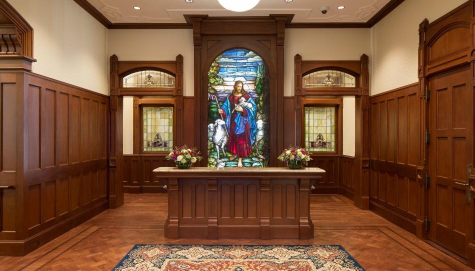 les sous-vêtements du temple sont un rappel de nos alliances avec Jésus-Christ