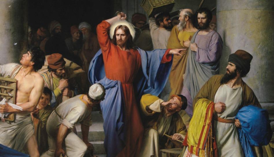 Le levain et la purification du temple: ou comment se préparer pour Pâques