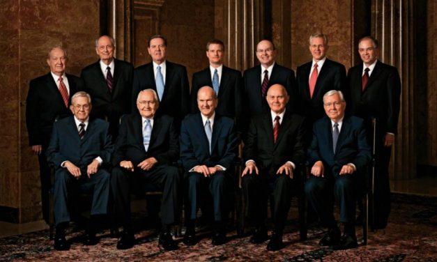 Comment sont choisis les apôtres ?